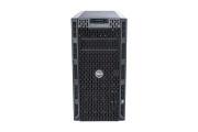 Dell PowerEdge T330-R 1x8, E3-1220v5 3.0GHz Quad-Core, 16GB, 4 x 600GB 15k SAS, PERC H730