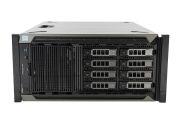 "Dell PowerEdge T440-R 1x8 3.5"", 2 x Gold 5118 2.3GHz Twelve-Core, 96GB, 8 x 8TB SAS 7.2k, PERC H730P, iDRAC9 Basic"