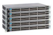 HP ProCurve 2530-48 Switch 48x 100Mb RJ-45 + 2x 1Gb RJ-45 - J9781A - 5 Pack