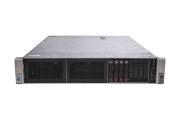 HP Proliant DL380 Gen9 1x8, 2 x E5-2650 v3 2.3GHz Ten-Core, 64GB, 8 x 900GB SAS, P440ar, iLO4 Standard