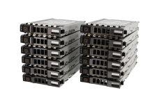"Dell 146GB SAS 15k 2.5"" 6G Hard Drives **12 Pack**"