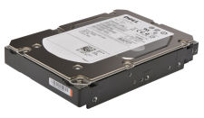 """Dell 4TB SAS 7.2k 3.5"""" 6G Hard Drive 6P85J Ref"""