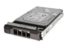 """Dell 4TB SATA 7.2k 3.5"""" 6G Hard Drive 2MJ55 Ref"""