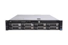 "Dell PowerEdge R520 1x8 3.5"", 2 x E5-2450 v2 2.5GHz Eight Core, 64GB, 8 x 4TB 7.2k SAS, PERC H710, iDRAC7 Enterprise"