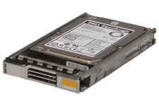 "Dell EqualLogic 1.2TB SAS 10k 2.5"" 6G Hard Drive HFJ8D in PS6100 Caddy"