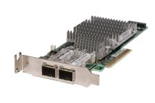 HP NC522SFP 10Gb Dual Port Low Profile Network Card - 468349-001 - Ref