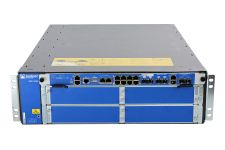 Juniper SRX3400 Chassis w/ Routing Engine + Fabric Board + 2x Processing Cards