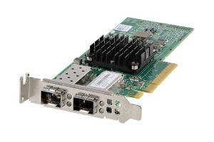 Dell Broadcom 57414 25Gb SFP28 Dual Port Low Profile Network Card - 24GFD - Ref
