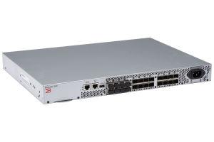 Dell Brocade 300 24x SFP+ (8 Active) w/ 8x 8Gb SFPs - U510F - Ref