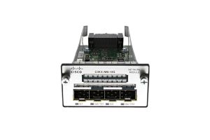 Cisco C3KX-NM-10G 2 x 1Gb SFP + 2 x 10Gb SFP+ Port Module