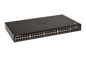 Dell Networking N2048 48 x 1GbE RJ45 + 2 x SFP+ Switch - Grade B