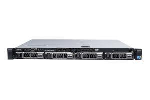 "Dell PowerEdge R320 1x4 3.5"", 1 x E5-2407 2.2GHz Quad-Core, 16GB, 4 x 600GB SAS 15k, PERC H310, iDRAC7 Express"