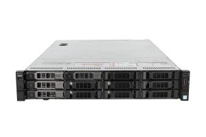 "Dell PowerEdge R730xd 1x12 3.5"", 2 x E5-2630 v3 2.4GHz Eight-Core, 64GB, 4 x 3TB SAS, PERC H730, iDRAC8 Enterprise"