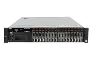 """Dell PowerEdge R830 1x16 2.5"""" SAS, 4 x E5-4620 v4 2.1GHz Ten-Core, 128GB, 16 x 1.92TB SAS SSD, PERC H730P, iDRAC8 Enterprise"""
