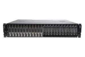 Dell PowerVault MD3220i - 12 x 600GB 15k SAS