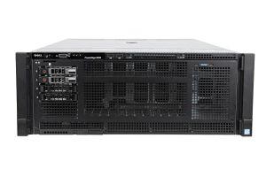 "Dell PowerEdge R930 1x4 2.5"" SAS, 4 x E7-8880 v3 2.3GHz Eighteen-Core, 512GB, 2 x 300GB SAS 15k, PERC H730P, iDRAC8 Enterprise"
