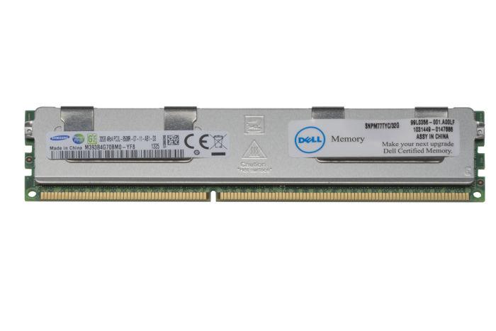 Dell 32GB PC3L-8500R M77TY Ref