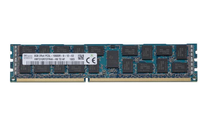 Hynix 8GB PC3L-10600R HMT31GR7CFR4A-H9 Ref