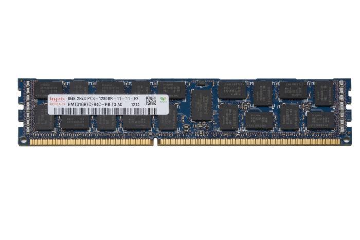 Hynix 8GB PC3-12800R HMT31GR7CFR4C-PB Ref