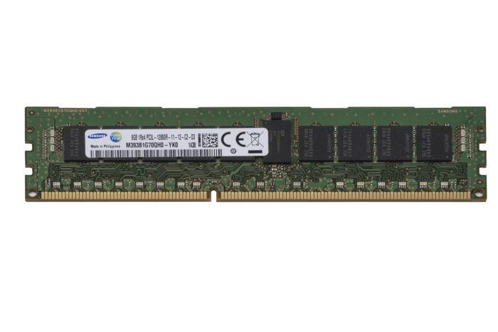Samsung 8GB PC3L-12800R M393B1G70QH0-YK0 Ref