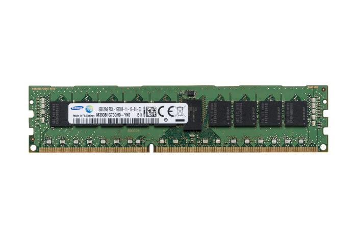 Samsung 8GB PC3L-12800R 2Rx8 M393B1G73QH0-YK0 Ref