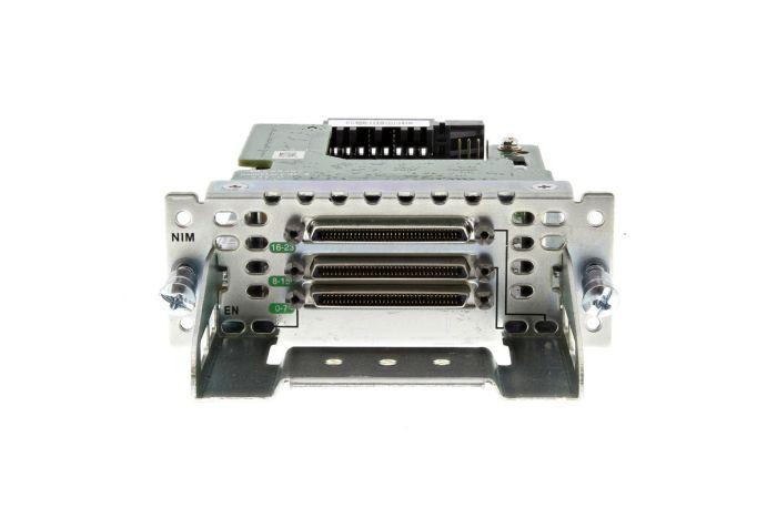 Cisco NIM-24A 24 Port Asynchronous Serial NIM