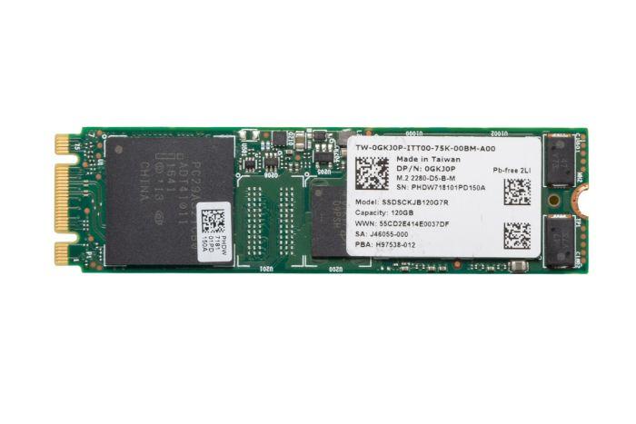 Dell 120GB SSD M.2 SATA  GKJ0P