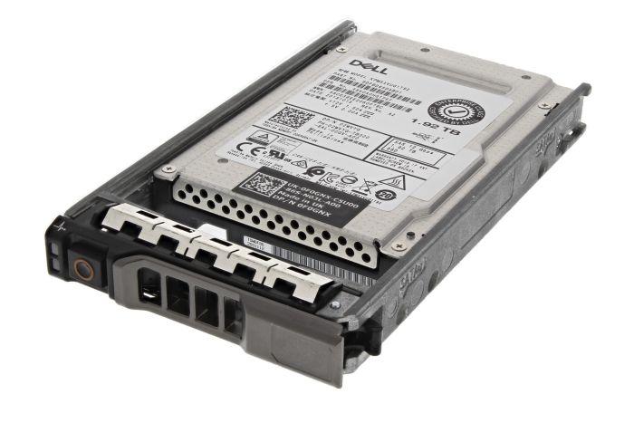 """Dell 1.92TB SSD SAS 2.5"""" 12G Mixed Use 2WVYG"""