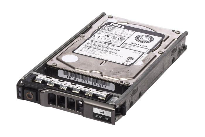 """Dell 300GB SAS 15k 2.5"""" 12G Hard Drive 0RVDT Ref"""