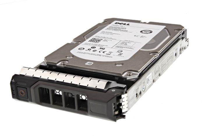 """Dell 300GB SAS 15k 3.5"""" 6G Hard Drive F617N Ref"""