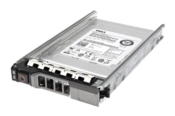 "Dell 400GB SSD SAS 2.5"" 12G eMLC Mixed Use HKK8C"