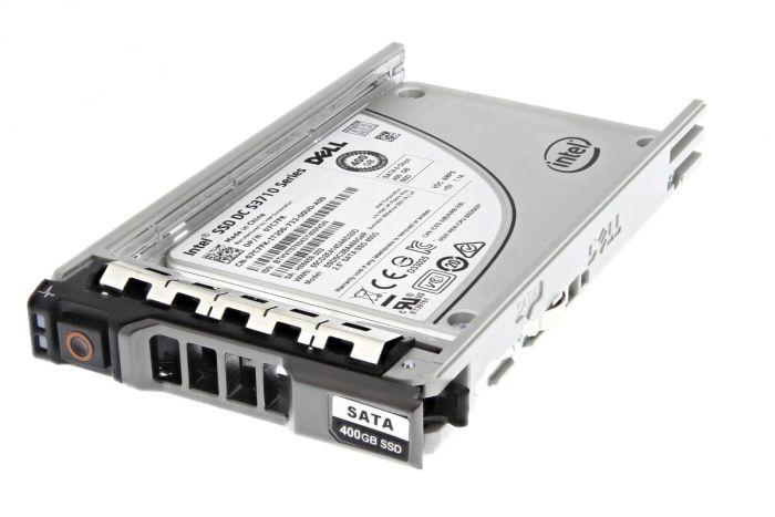 """Dell 400GB SSD SATA 2.5"""" 6G MLC Write Intensive 7C7FK - New"""