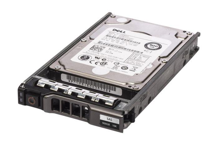 "Dell 900GB SAS 10k 2.5"" 6G Hard Drive RC34W Ref"