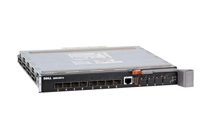 Dell Brocade M8428-k Converged 24 x 10GbE Ports + 4 x SFP+ Switch - Ref