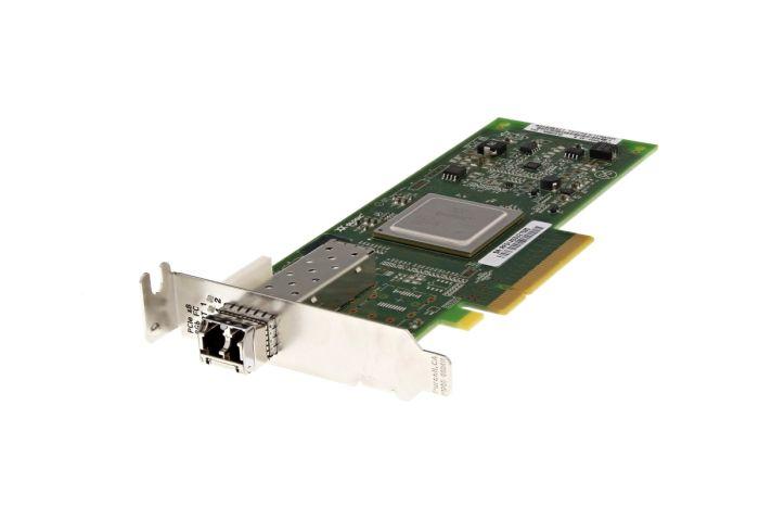 Dell QLogic QLE2560L-DEL 8Gb SFP+ Single Port Low Profile Fibre HBA - 5VR2M - New
