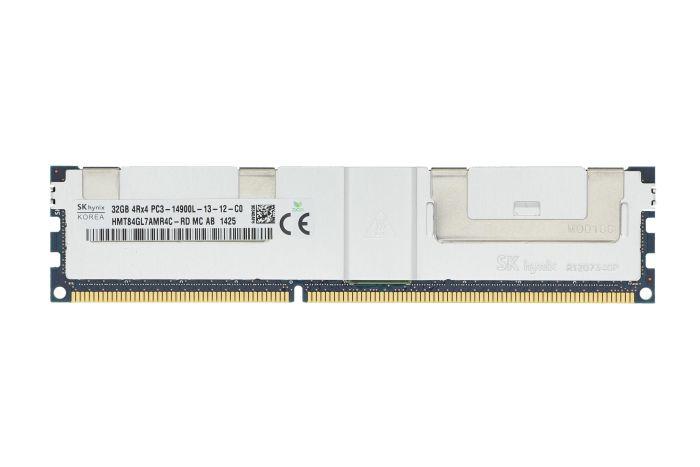 Hynix 32GB PC3-14900L 4Rx4 ECC HMT84GL7AMR4C-RD Ref