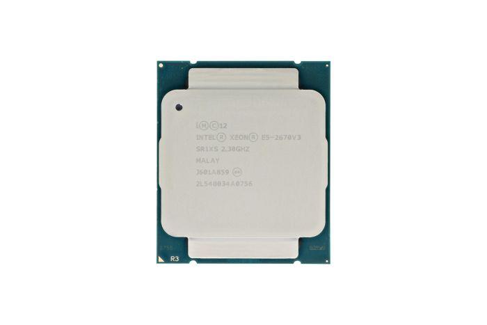 Intel Xeon E5-2670 v3 2.30GHz 12-Core CPU SR1XS