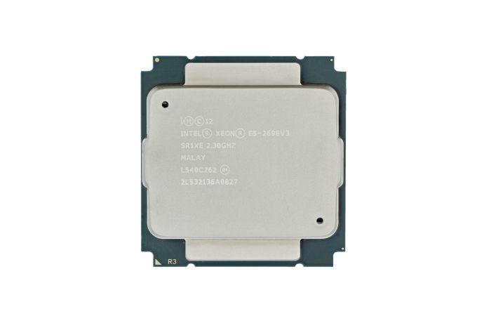 Intel Xeon E5-2698 v3 2.30GHz 16-Core CPU SR1XE