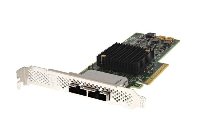 LSI SAS 9207-8e 6Gbps SAS HBA 3T6KY Ref
