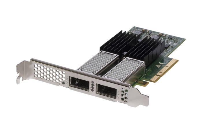 Dell Mellanox CX324A 40Gb Dual Port Full Height Network Card - 8KP6W - Ref