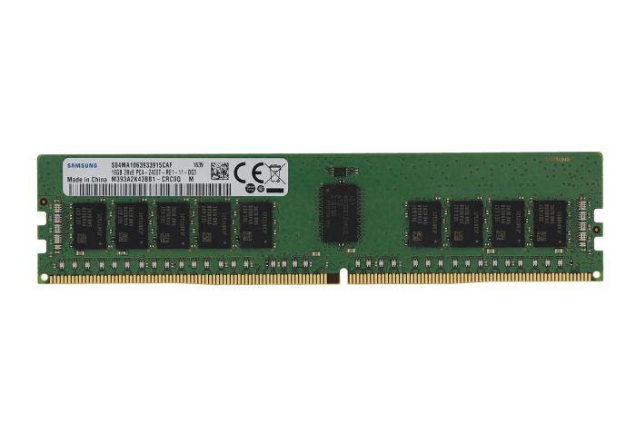 Samsung 16GB PC4-2400T-R 2Rx8 ECC M393A2K43BB1-CRC