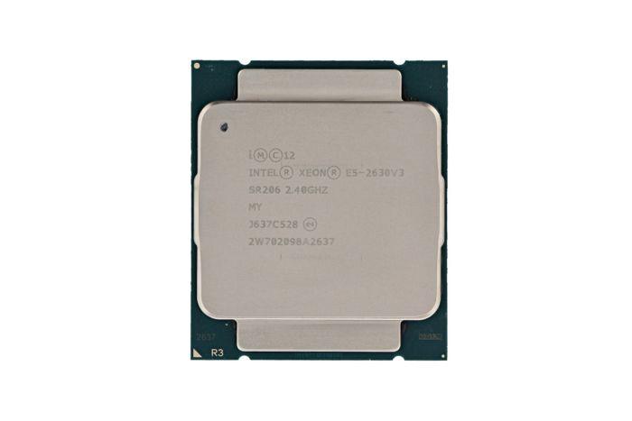 Intel Xeon E5-2630 v3 2.40GHz 8-Core CPU SR206