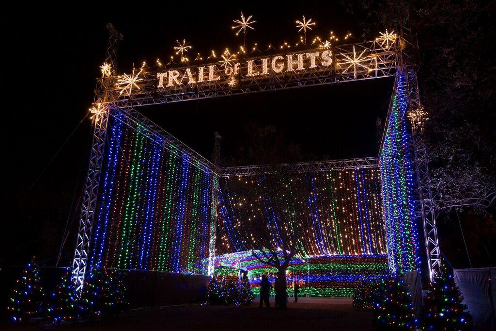 we can help guide you through the spectacular pathway known as the trail of lights heres what you need to know to do the trail of light the right way