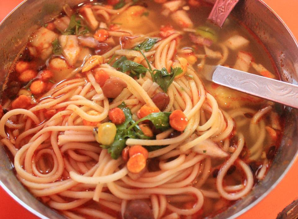 if youre looking for some delicious noodles this holiday tasty hand pulled noodles is the perfect place take out or sit down this place has all types of - What Food Places Are Open On Christmas