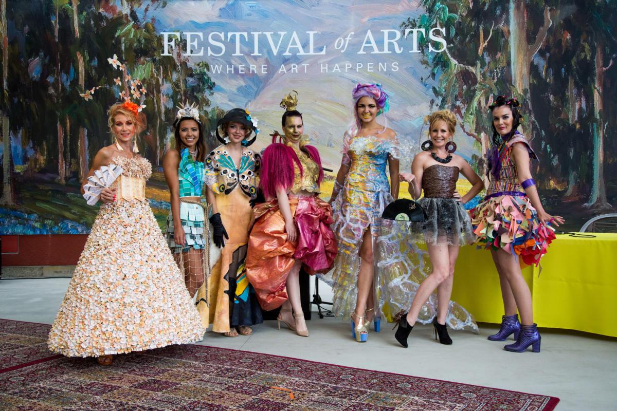 Festival Of Arts Fine Art Show Activities Guide