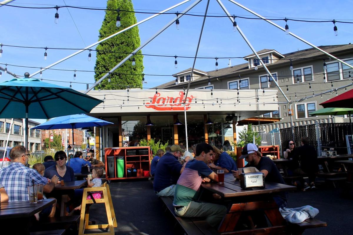 Dog-Friendly Bars & Restaurants