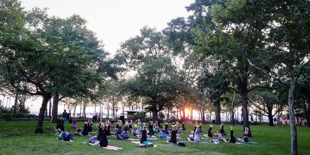 Guide To Free Yoga Classes In Nyc