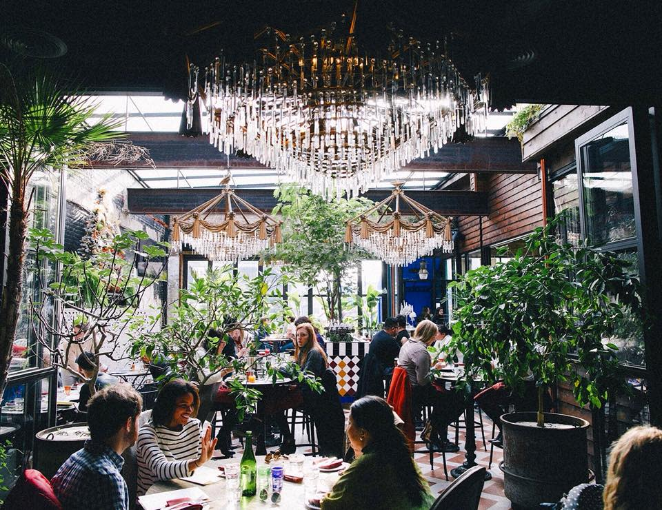 Chicago S Best Heated Enclosed Patios To Enjo
