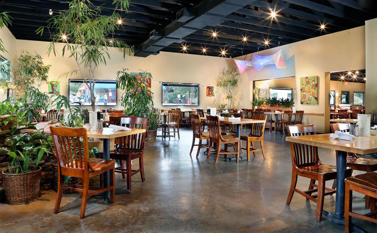 Where To Get Vegan Vegetarian Food In Austin
