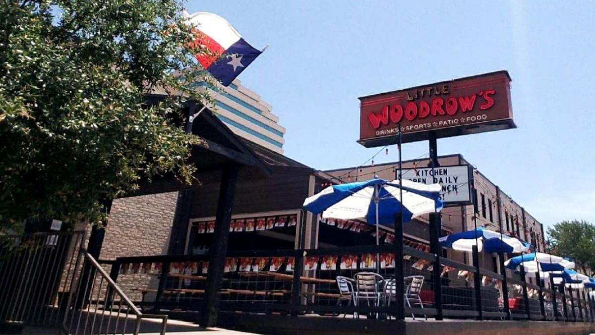Best Patio Bars In San Antonio